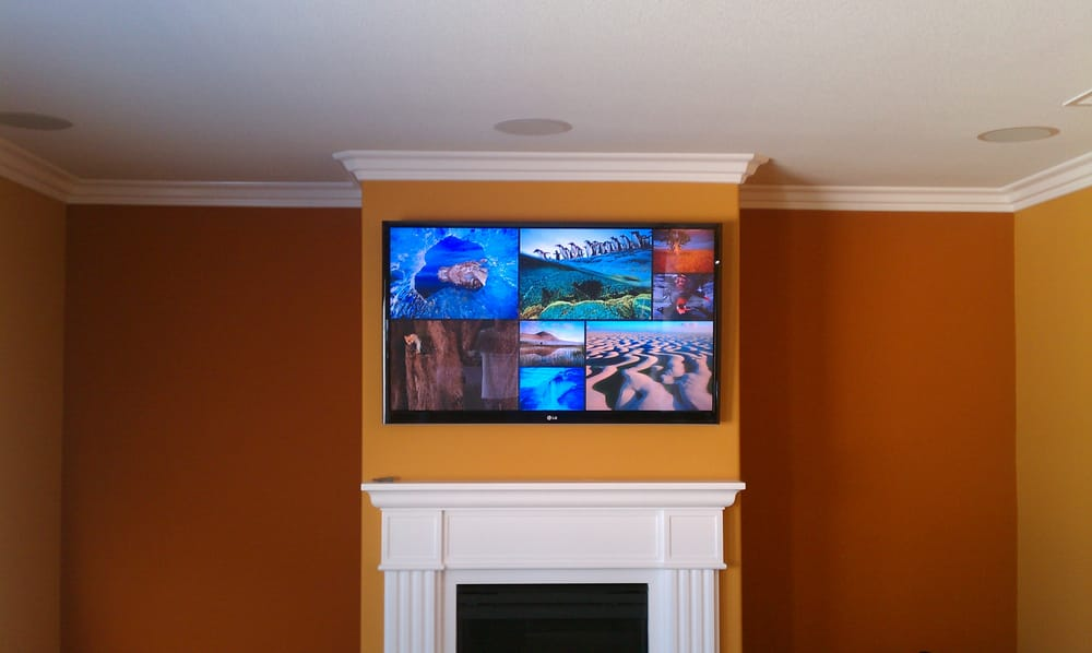 Tv Installation Eagleriverhandyman